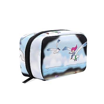 Amazon.com: Bolsa de cosméticos para picnic y niñas ...