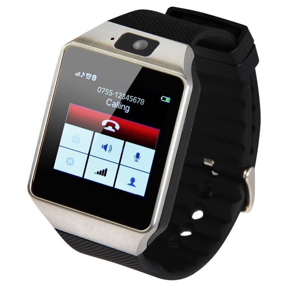 Amazon.com: Cawono Bluetooth Smart Watch DZ09 Relojes Smartwatch Relogios TF SIM Camera for IOS iPhone Samsung Huawei Xiaomi Android Phone: Cell Phones & ...