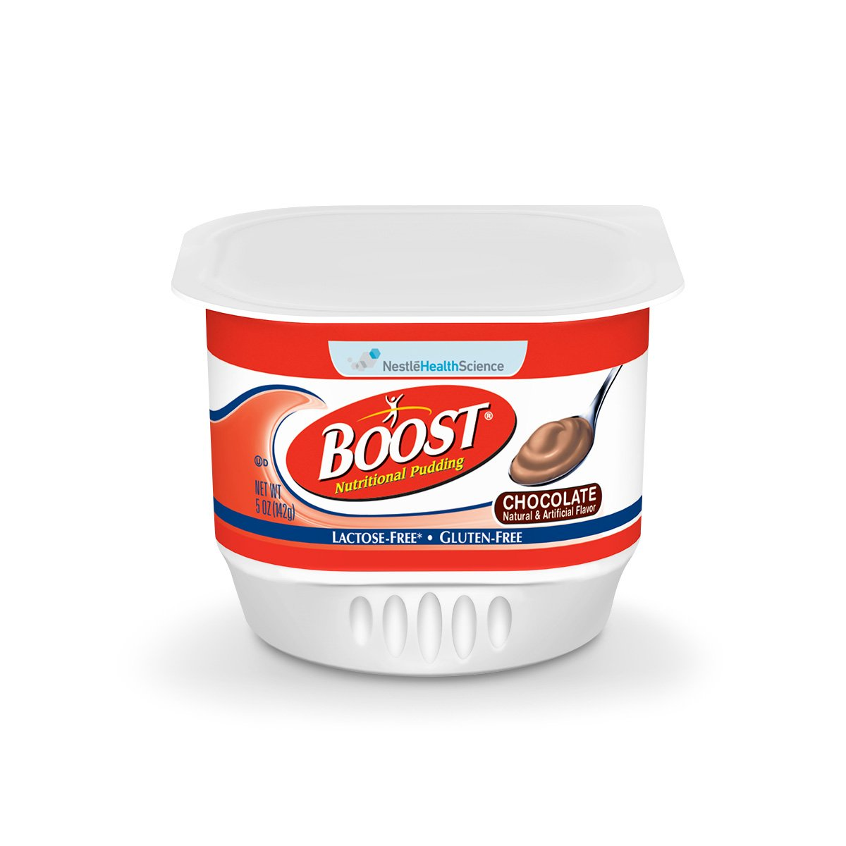 Boost Pudding Chocolate/Case of 48 by Nestle