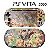 Decorative Video Game Skin Decal Cover Sticker for Sony PlayStation PS Vita Slim (PCH-2000) - Rune Factory