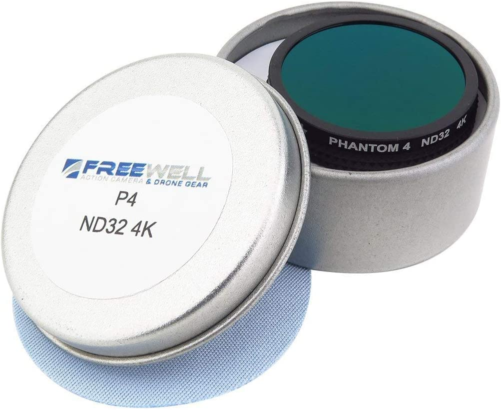 Freewell ND32 4K Filter for DJI Phantom 4