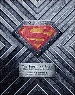 6266cb081eb The Superman Files  Matthew Manning
