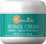Puritan's Pride 2 Pack of Retinol Cream