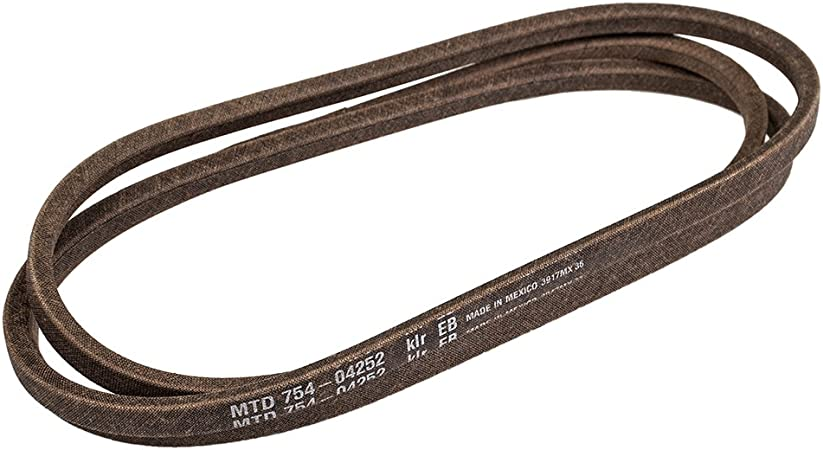 Part MTD 954-04207 Lawn Tractor Ground Drive Belt Genuine Original Equipment Manufacturer OEM