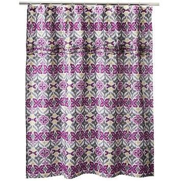Amazon Boho Boutiquea Dakota Shower Curtain Home Kitchen