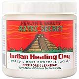 Aztec Secret 1 Lbをオリジナルの100%天然カルシウムベントナイト粘土をマスクディープポアクレンジング・フェイシャル&ボディヒーリング 1ポンド