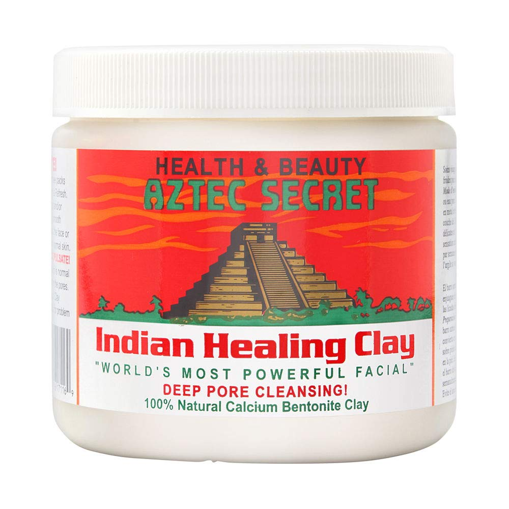 Aztec Secret Indian Healing Clay Deep Pore Cleansing, 1 lb Azteclay1LB