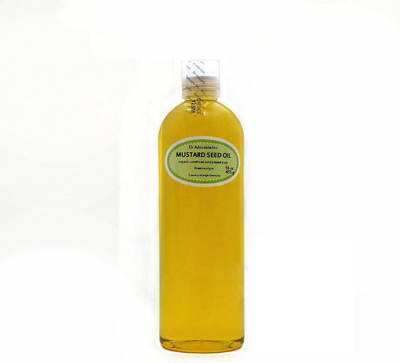 Mustard Seed Oil 16oz