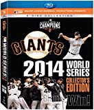 San Fransisco Giants: 2014 World Series Collector's Edition [Blu-ray]