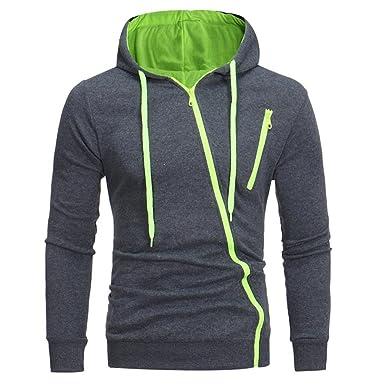 características sobresalientes real mejor valorado estilo distintivo sudaderas hombre con capucha y cremallera baratas Switchali ...