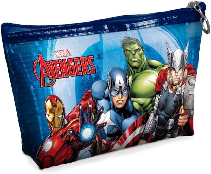GUIZMAX Trousse de Toilette Avengers Enfant
