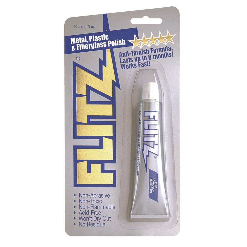 Brand New Flitz Polish - Paste - 1.76 Oz. Tube Original Equipment Manufacturer