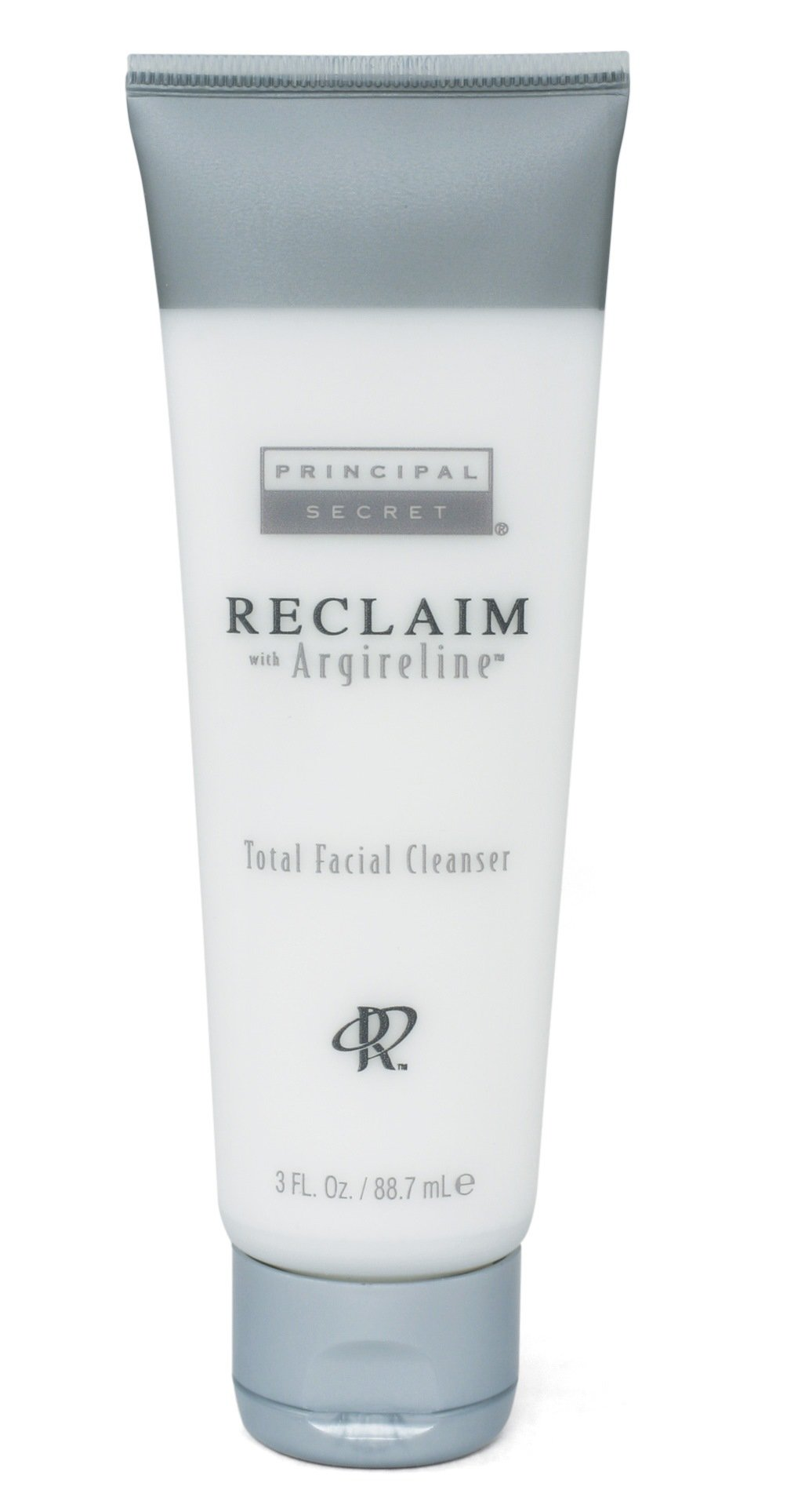 Principal Secret – Reclaim with Argireline – Total Facial Cleanser – 30 Day Supply/3 Ounces