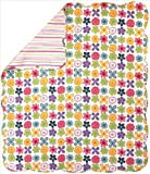 Manual Izzy Reversible Quilt, Flower Pattern, 50 X - Best Reviews Guide
