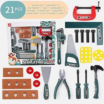 Juego de construcción para niños Kits de herramientas de ...