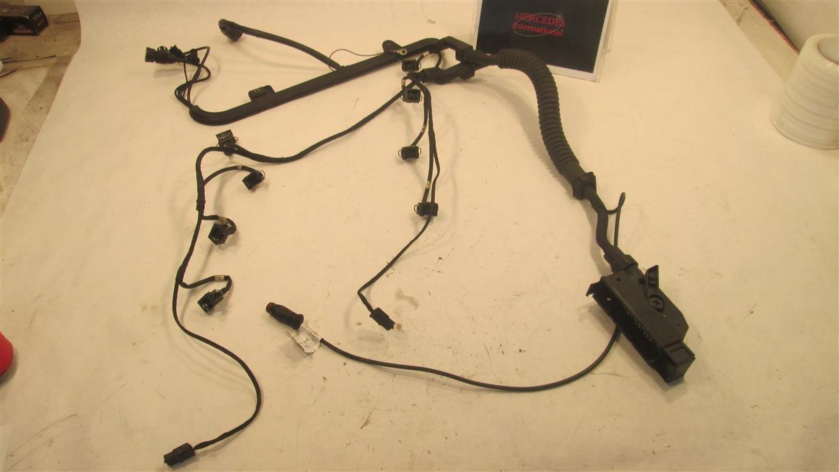 Phenomenal Mercedes Benz S500 Engine Wire Wiring Harness Wires Motor 1405401132 Wiring Digital Resources Millslowmaporg