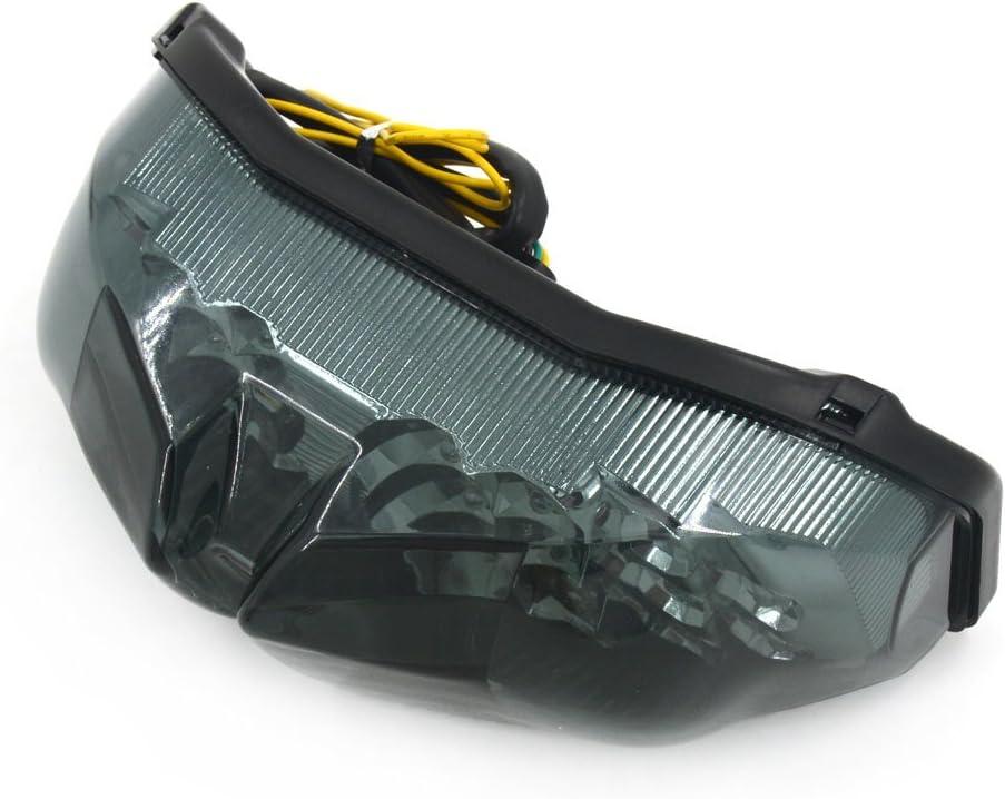 fanale posteriore freno posteriore spia fanale per Yamaha FZ8 Fazer 2010-2013 FZ1