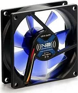 Noiseblocker ITR-XR-2 - Ventilador para Caja de Ordenador (2200 RPM, 15 dB, 5 V), Negro: Amazon.es: Informática