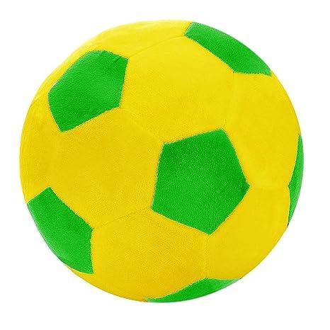 TaoNaisi - Cojín de Juguete de fútbol de 18 cm para niños ...