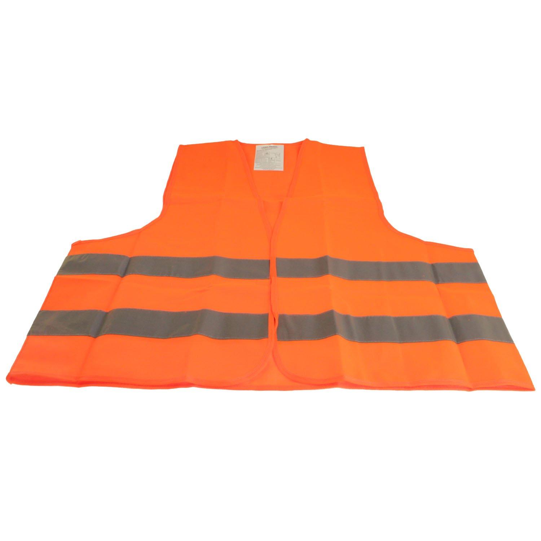 LEINA Pannenweste//Warnweste DIN EN 471 orange