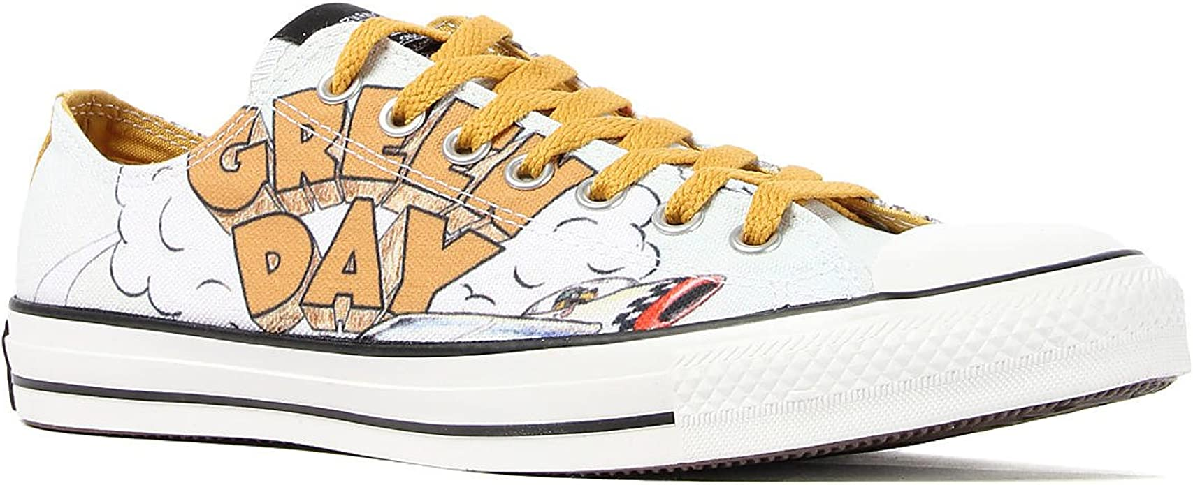 Chuck Taylor All Star Green Day Sneaker