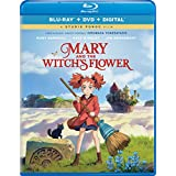 Mary & the Witch's Flower/