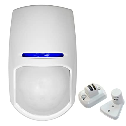 Detector volumétrico doble tecnología pyronix kx15dt Alarma Antirrobo