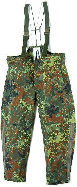 NEU Bundeswehr HOSE Nässeschutz BW Feldhose Regenhose Armee Jacke Outdoor