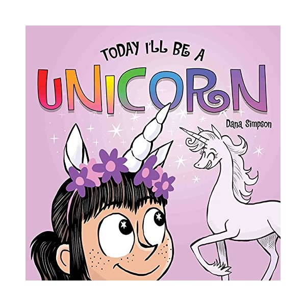 Today I'll Be a Unicorn 4