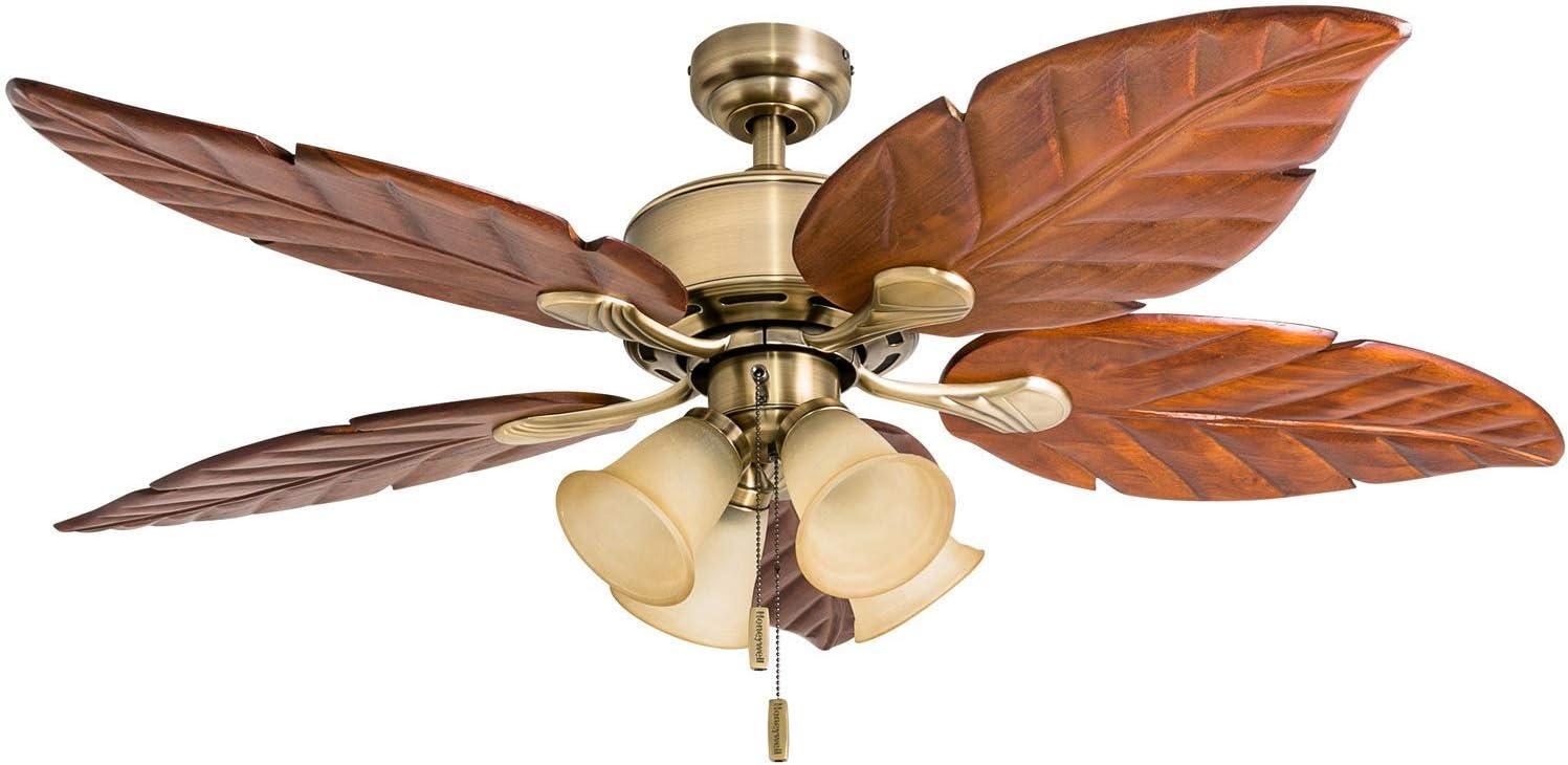 Honeywell Ceiling Fans 50504-01 Royal Palm Ceiling Fan