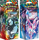 Pokemon X & Y Furious Fists Dark Hammer & Enchanted Echo Theme Decks