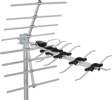 Mercury - Antena UHF para Exteriores con Mayor Rendimiento en ...