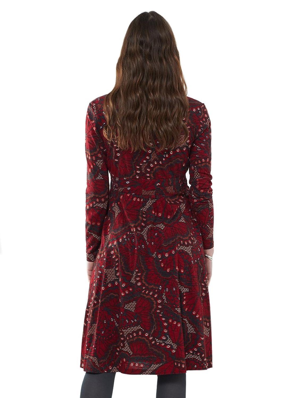 Butterfly Jersey Dress