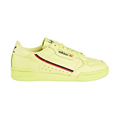 pretty nice 8e52a 667d9 adidas Continental 80 Men's Shoes Semi Frozen Yellow/Scarlet b41675