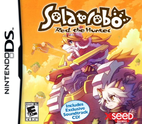 Solatorobo: Red the Hunter - Nintendo DS by Xseed