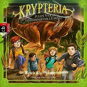 Im Reich des Tyrannosaurus (Krypteria - Jules Vernes geheimnisvolle Insel 4) Hörbuch