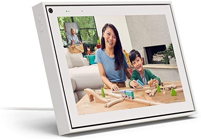 Amazon Com Facebook Portal Smart Video Calling 10 Touch Screen Display With Alexa White Computers Accessories Create an account or log into facebook. facebook portal smart video calling 10 touch screen display with alexa white
