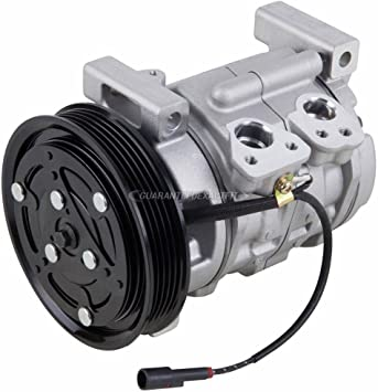 Amazon Com For Chevy Tracker 1999 2000 2001 2002 2003 Ac Compressor W A C Drier Buyautoparts 60 86021r2 New Automotive