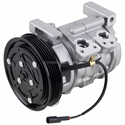 Amazon.com: AC Compressor & A/C Clutch For Chevy Tracker & Suzuki Vitara 1999-2003 - BuyAutoParts 60-00808NA NEW: Automotive