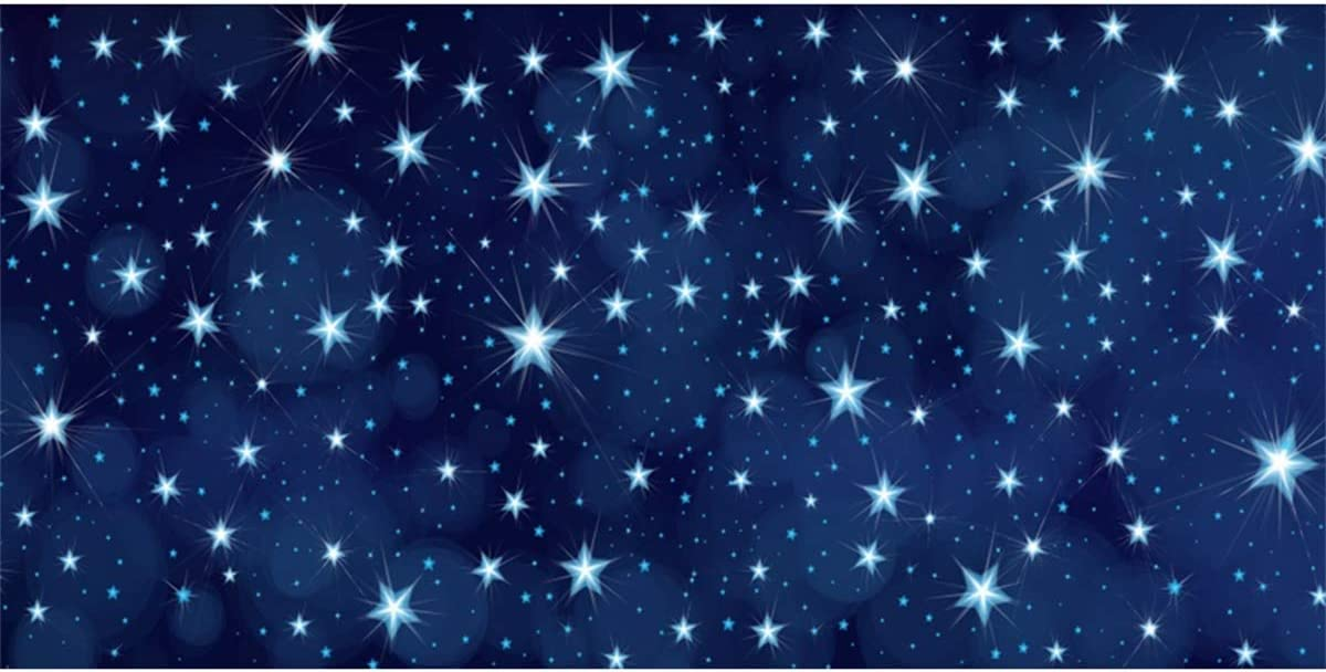 Amazon Com Lfeey 20x10ft Starry Outer Space Background Cloth