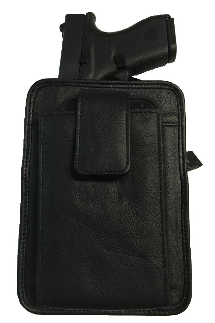 cell phone gun holster