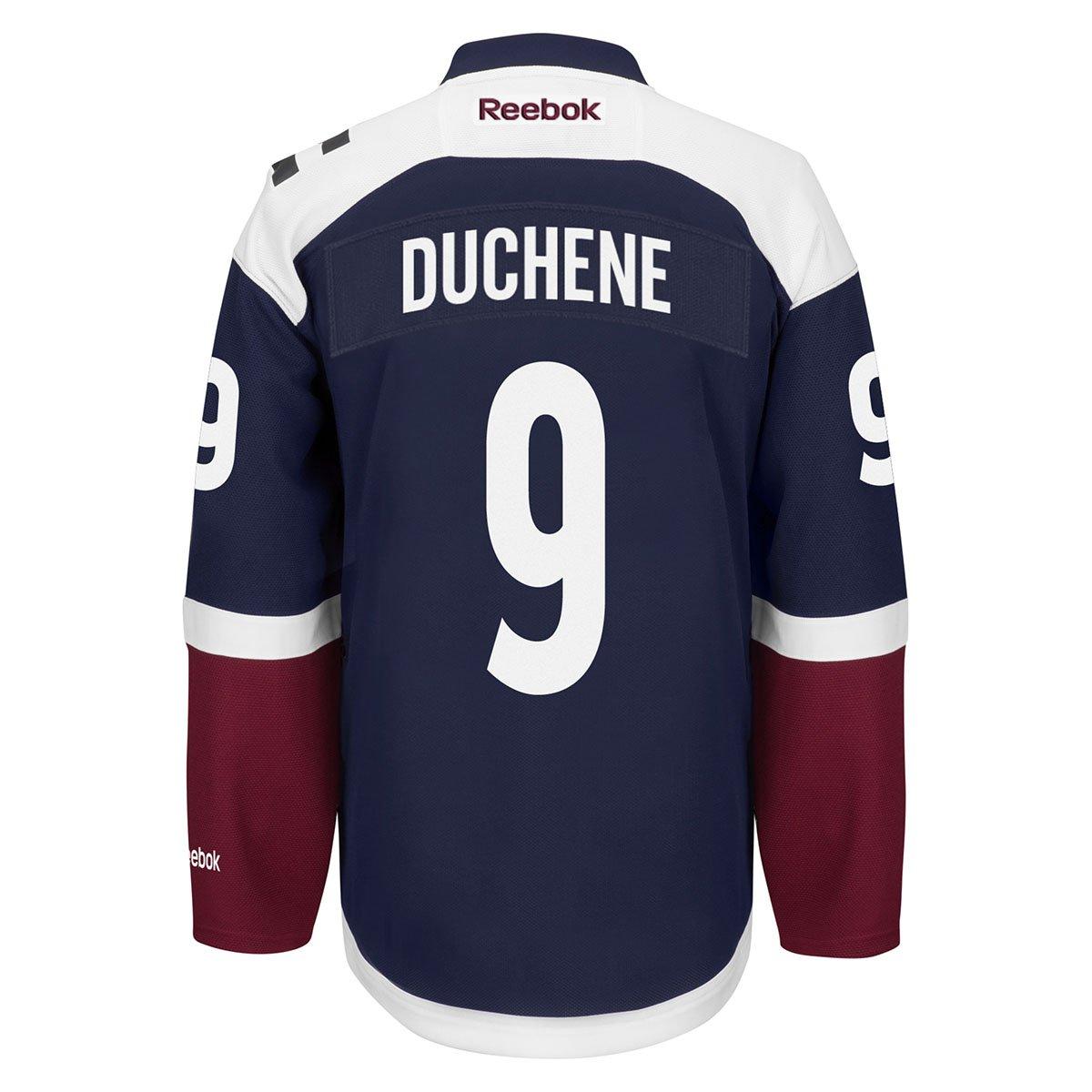45e4caf20 Amazon.com   Matt Duchene Colorado Avalanche NHL Reebok Navy Blue Official  Premier 3rd Alternate Jersey For Men (4XL)   Sports   Outdoors