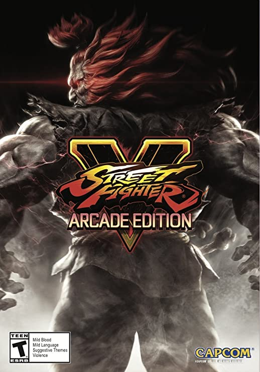 Street Fighter V: Arcade Edition  | RePack By  FitGirl