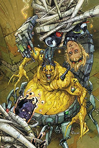Astonishing Tales No.5 Cover: Mojo and Cannonball Poster by Kenneth Rocafort