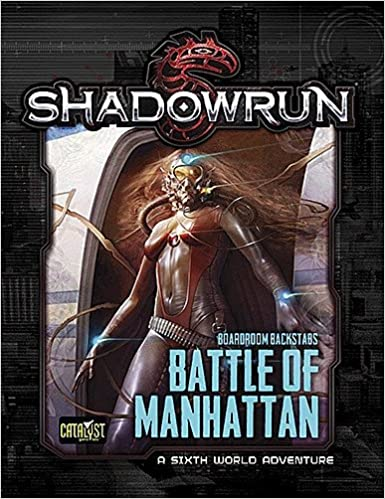 Shadowrun Battle Of Manhattan BB3 Books Pdf File