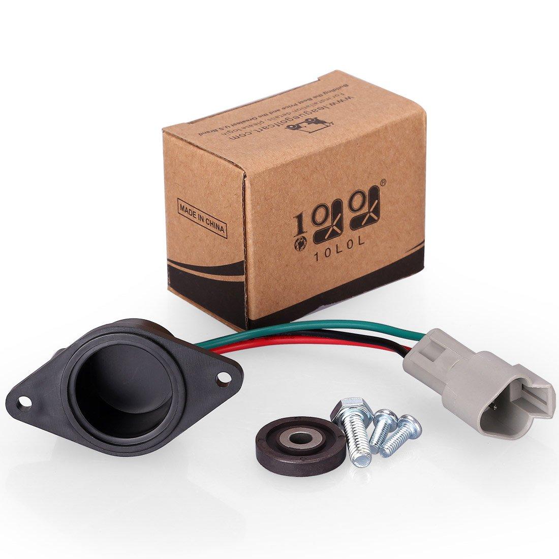 10L0L IQ Speed Sensor Fits Club Car DS and Precedent ADC Electric Golf Cart Motor