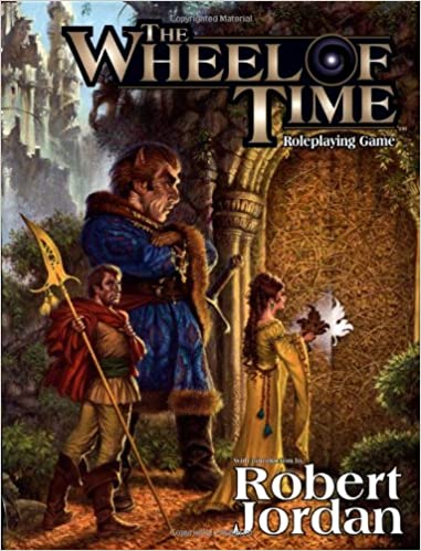 """The Wheel of Time"""