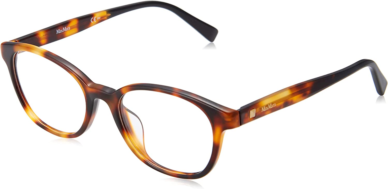 Eyeglasses Max Mara Mm 1351 0581 Havana Black