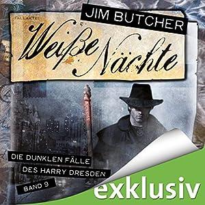 Weiße Nächte (Die dunklen Fälle des Harry Dresden 9) Audiobook