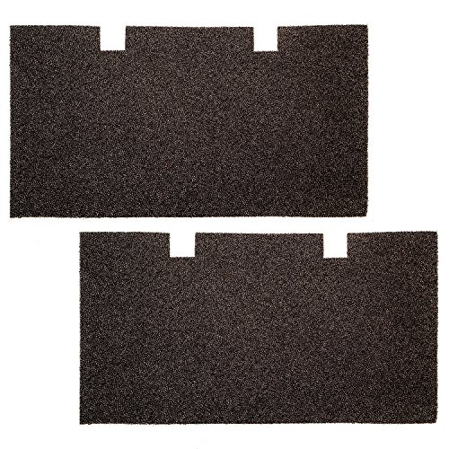 """Mission Automotive 2-Pack of Dometic Duo Therm-Compatible RV A/C Replacement Filters - 14"""" x 7.5"""" - Made in The..."""